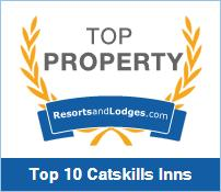 ResortsandLodges.com Top Property badge