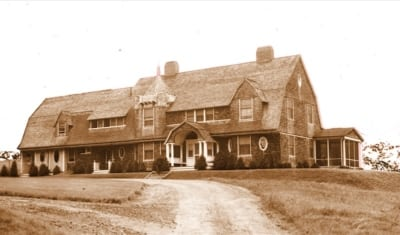 Talmage House in 1890