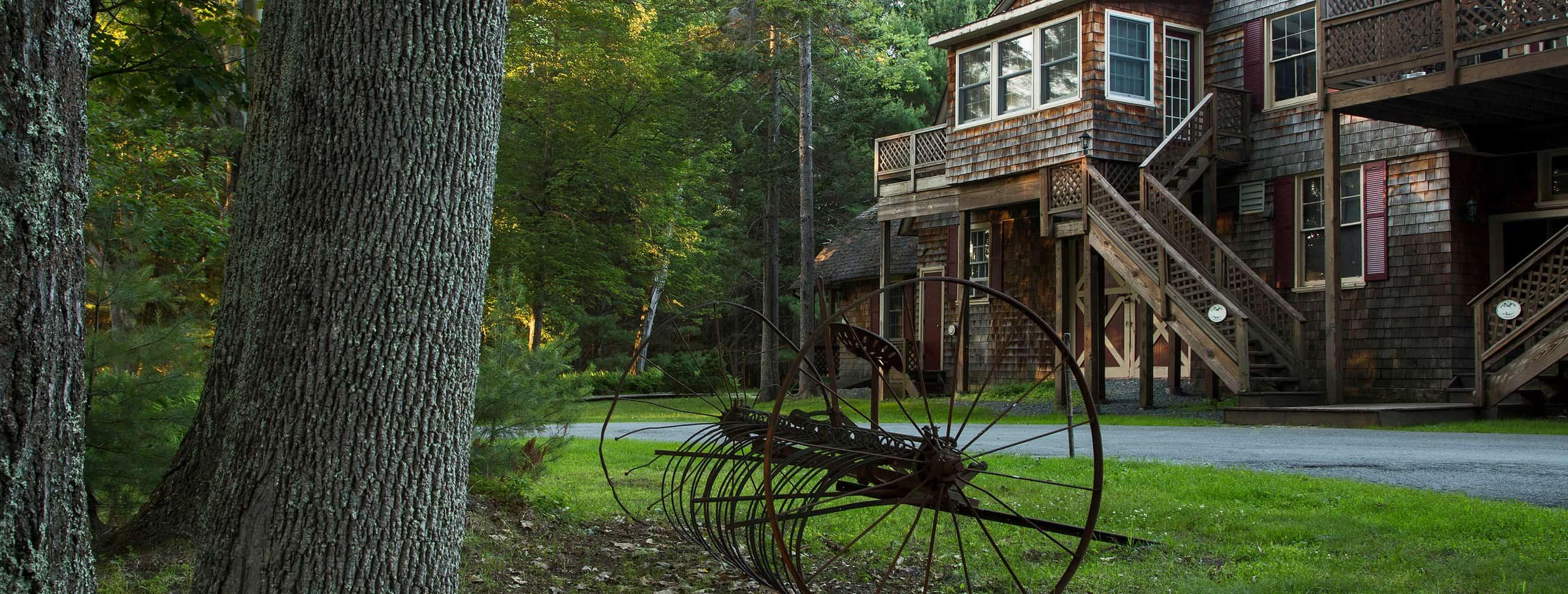 Historic Inn at Lake Joseph