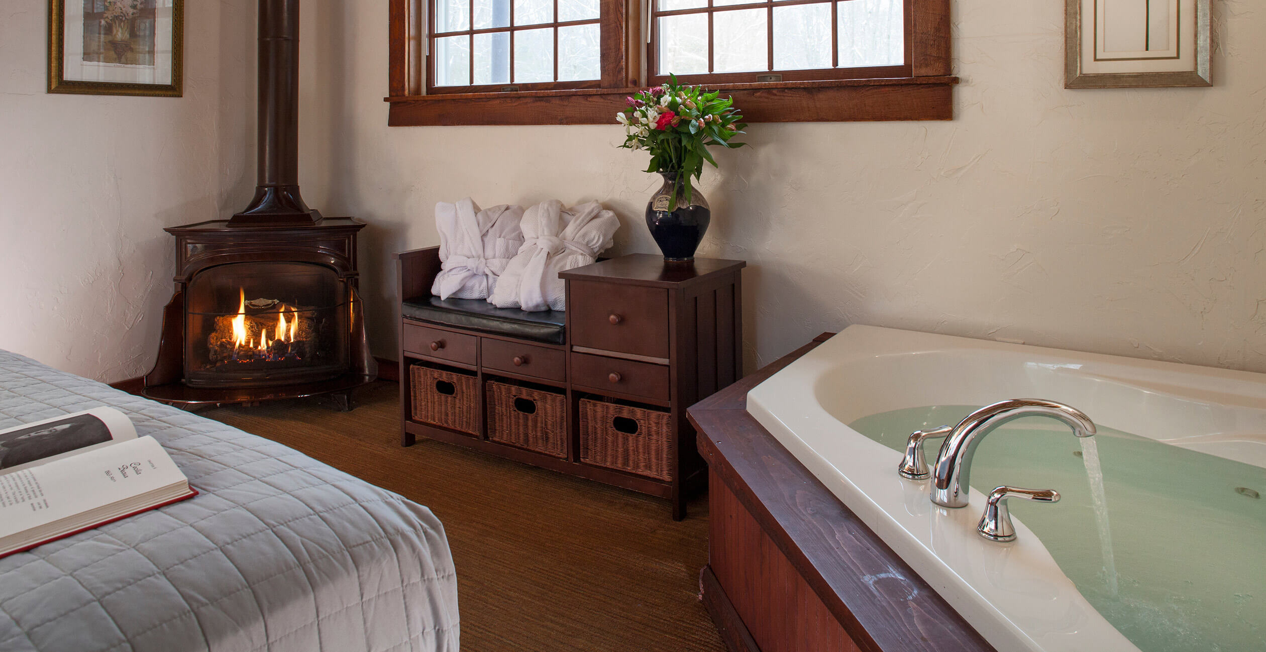 Eagle's Nest Guestroom