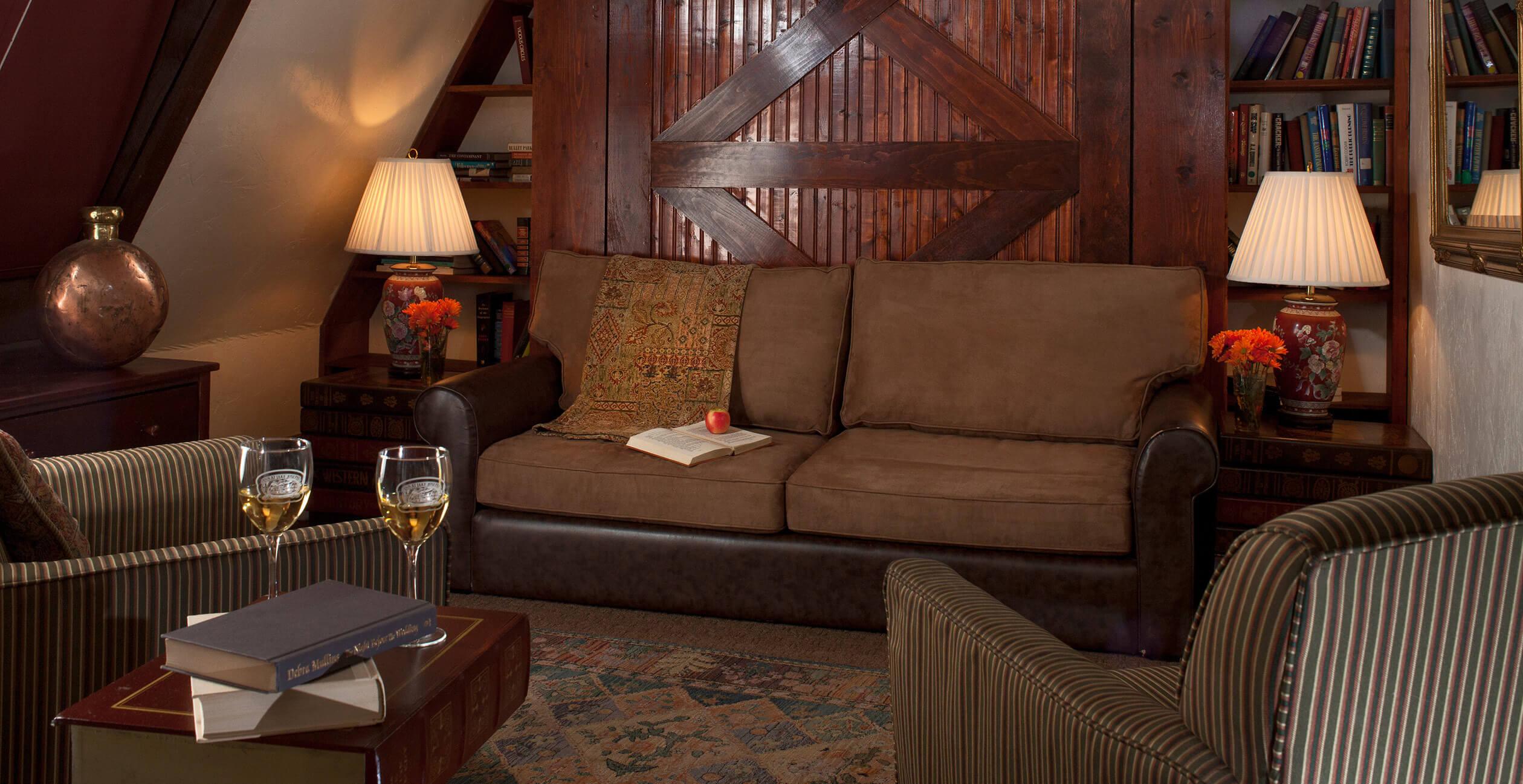 The Loft Guestroom